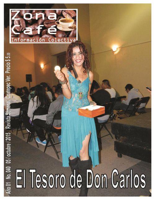 Revista Digital Zona Cafe Numero 040