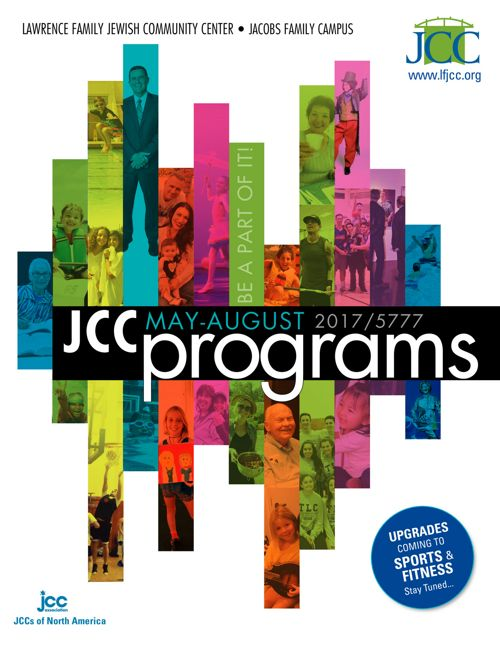 JCC Program Guide May - August 2017
