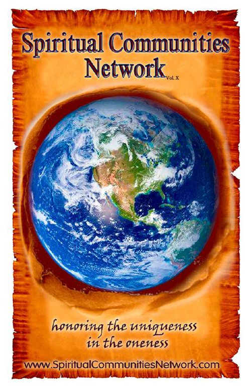 Spiritual Communities Network Directory Vol. X