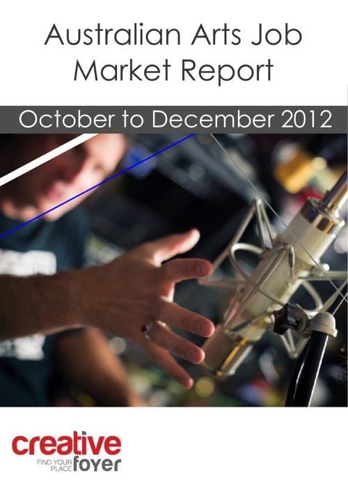 Report: Oct to Dec 2012