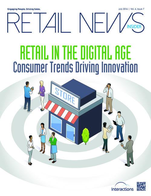 July Retail News Insider 2016