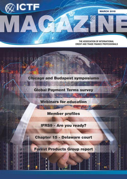 ICTF Magazine - March 2018