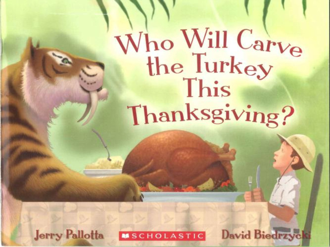 Who Will Carve the Thanksgiving Turkey?