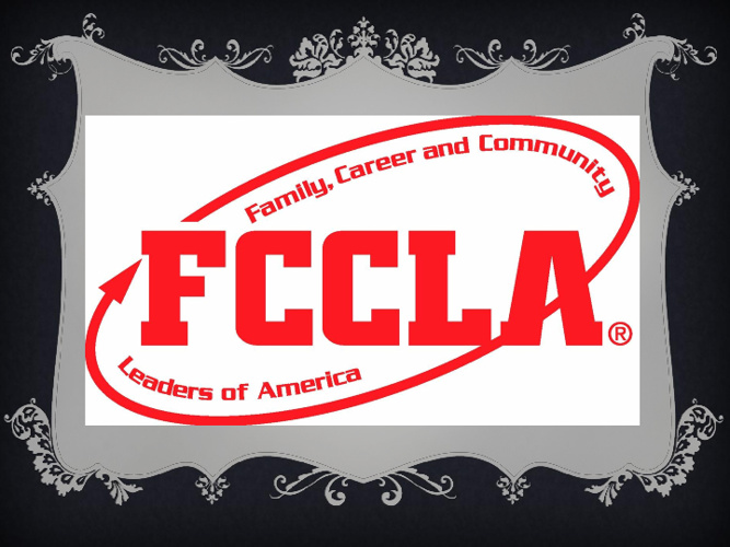 FCCLA: Family Career and Community Leaders of America