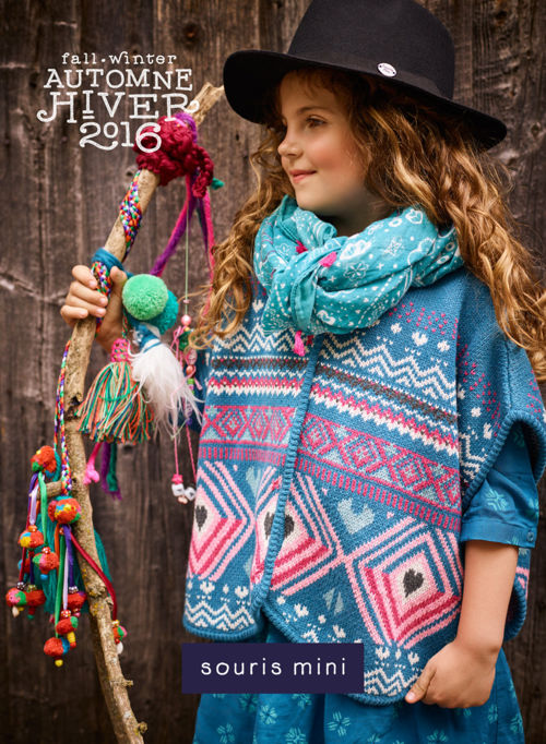 Souris Mini - Fall / Winter 2016 Catalog
