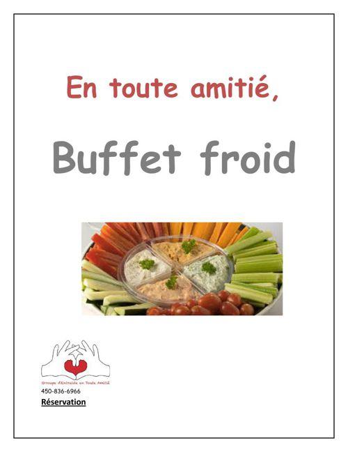 Buffet en Toute Amitié
