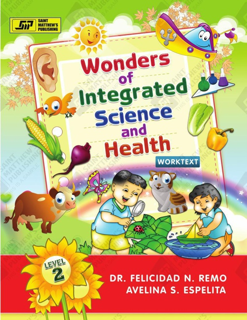 Wonders of Integrated Science and Health - Level 2