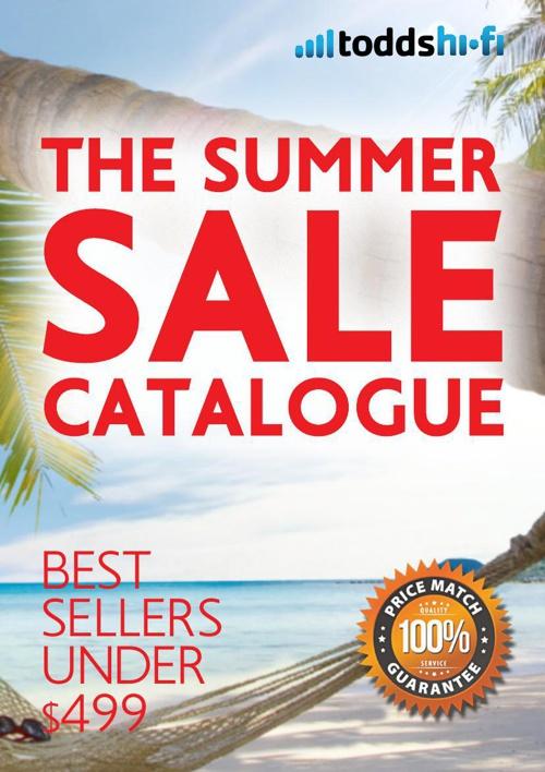 Todds HiFi Sale Catalogue