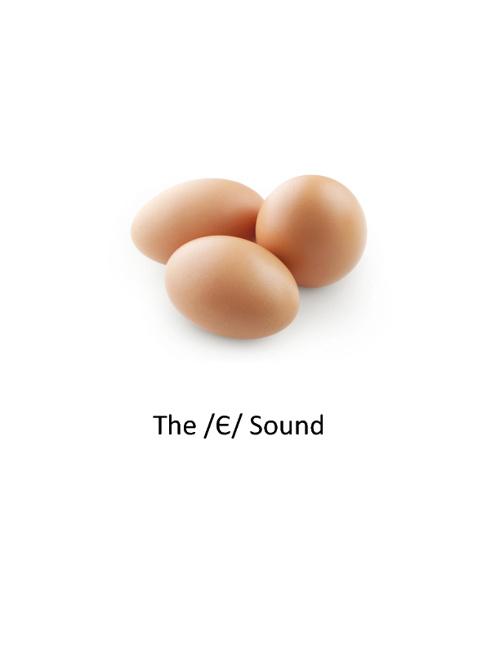 The /e/ Sound