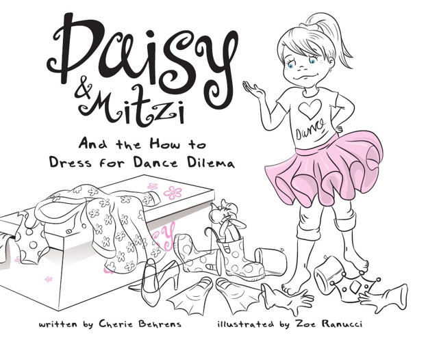 Daisy & Mitzi - And the How to Dress for Dance Dilema