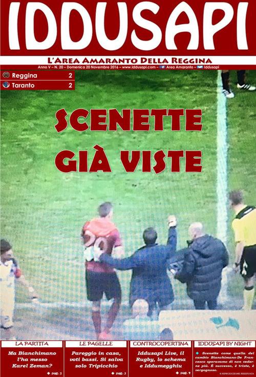 20. Reggina-Taranto 2-2