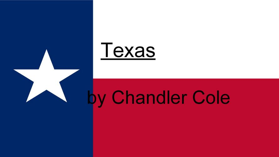 Texas - Chandler