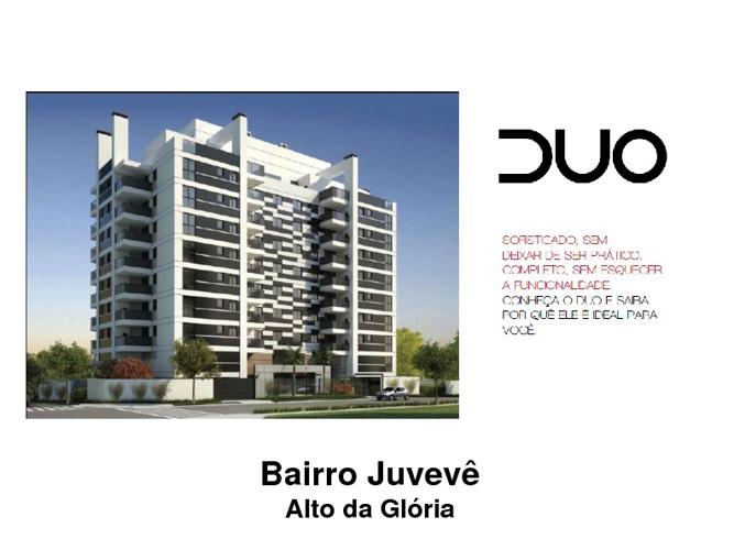 DUO Apartamentos Curitiba Pr