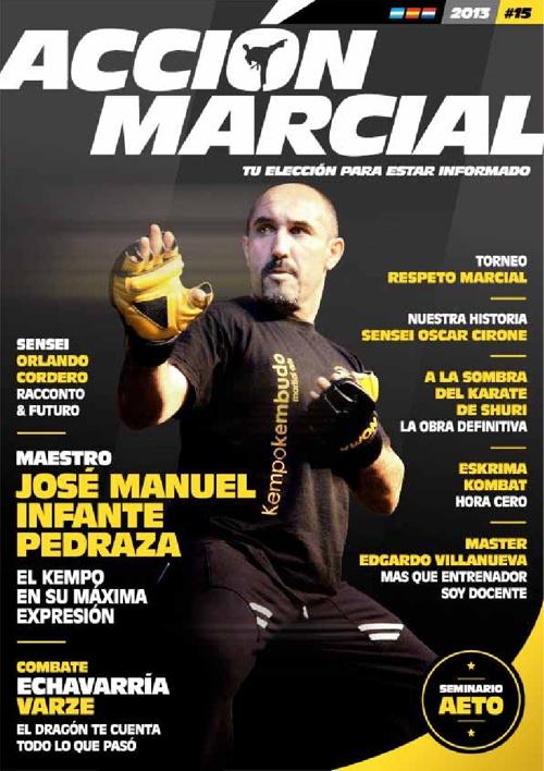 Revista #15 | Acción Marcial
