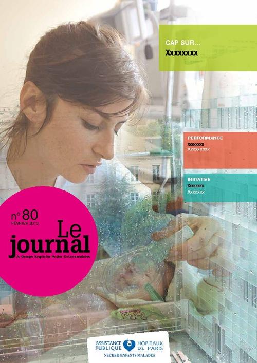 Necker, le Mag (mars 2012)