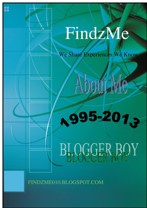 Copy of Copy of FindzMe's About
