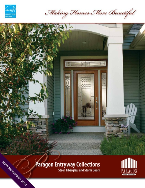 Paragon Door Designs Catalog