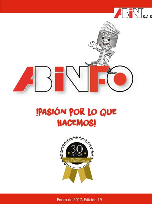 Abinfo No 19-Enero