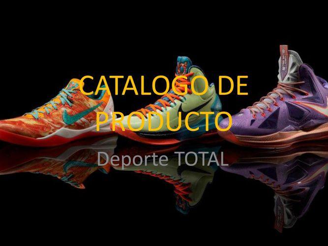 CATALOGO DE PRODUCTO YAMIL