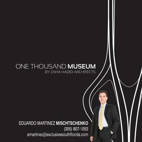 1000 Museum Brochure