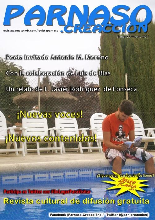 Revista Parnaso Agosto 2013