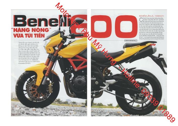 Benelli 600