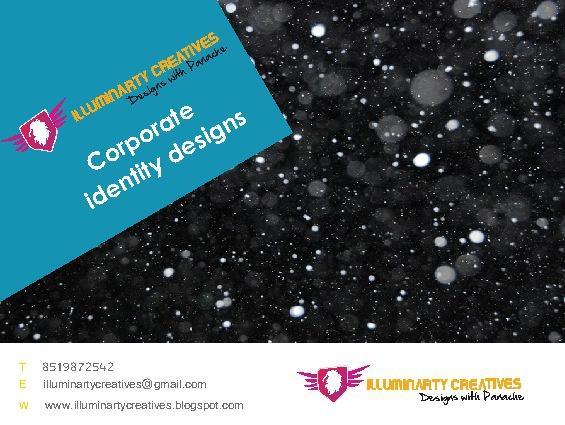 Illuminarty Creatives Corporate Designs Collection