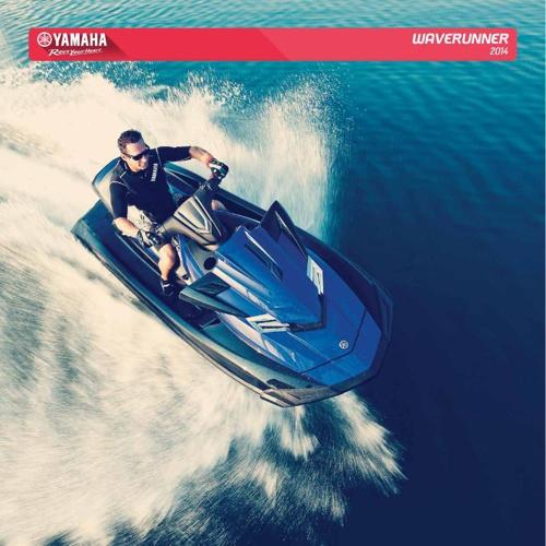 Catálogo Waverunner 2014