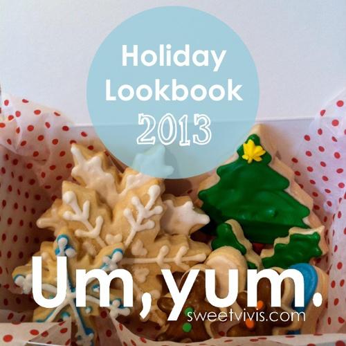 Sweet Vivi's 2013 Holiday Lookbook