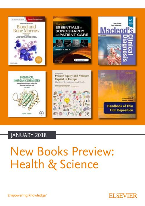New Books Preview January 2018