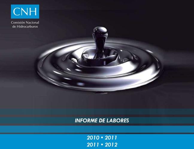comision nacional de hidrocarburos