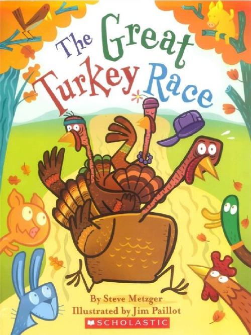 The Great Turkey Race