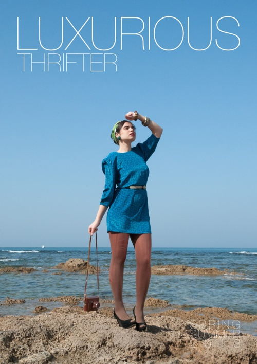 LUXURIOUS - THRIFTER - SPRING SUMMER - 2013