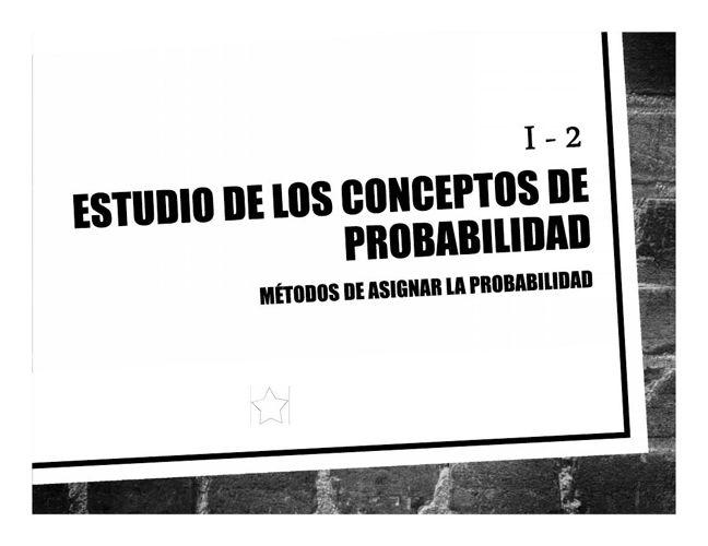 2- probabilidad