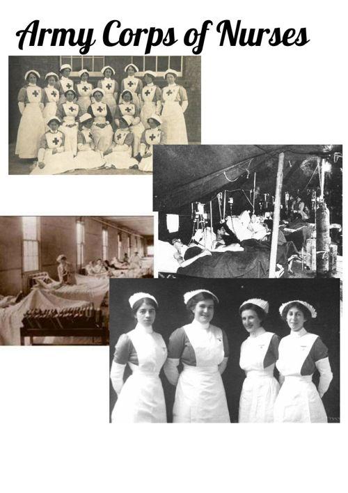 Army Nurses Corps
