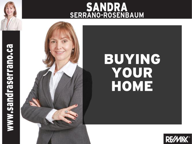 Buying with Sandra Serrano
