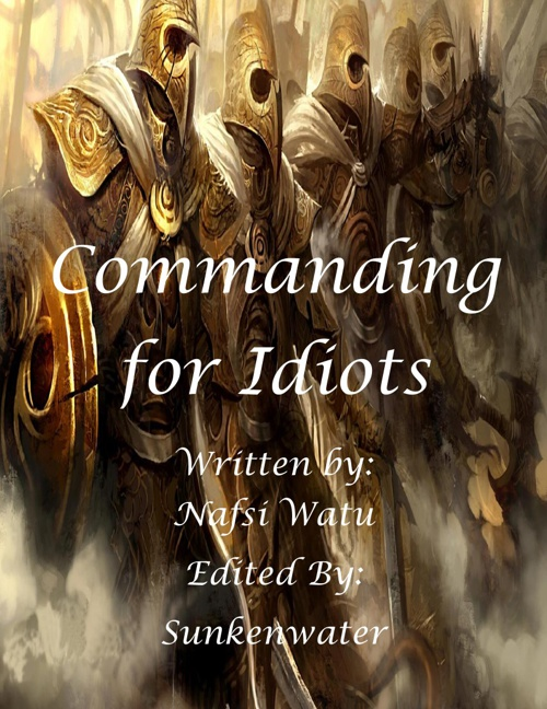 Commanding for Idiots.