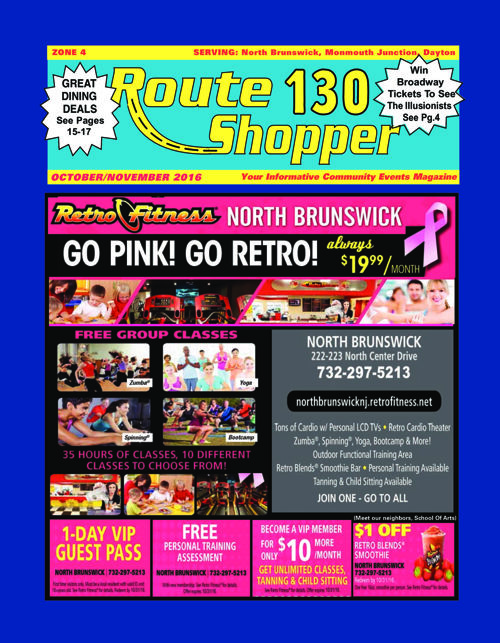 Route 130 Shopper - October/November 2016