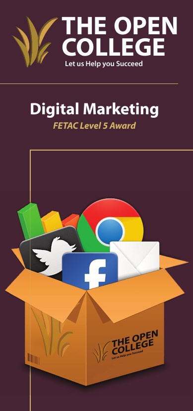 Digital Marketing 5N1364 (FETAC Level 5)