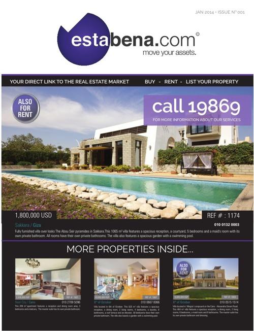 estabena.com now has a magazine