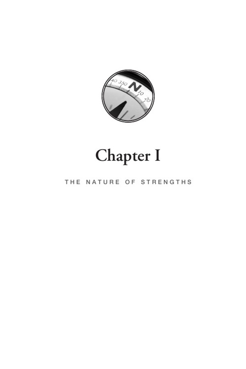 Strengthsquest Chapter 1