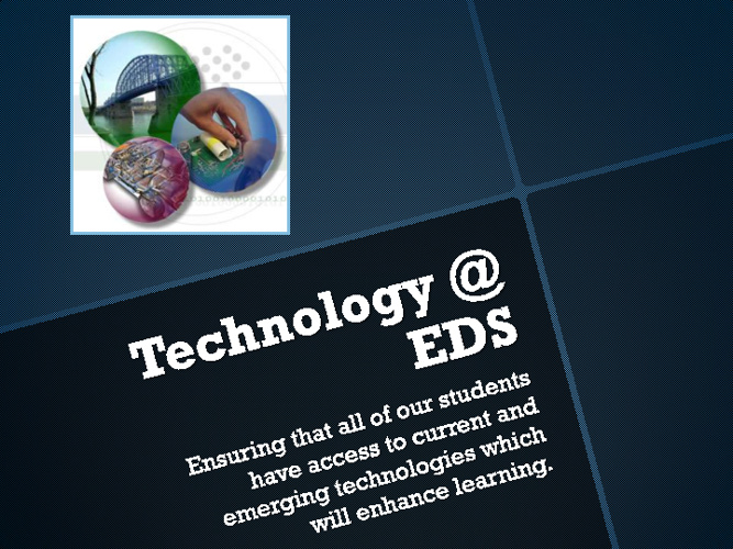 Technology at EDS