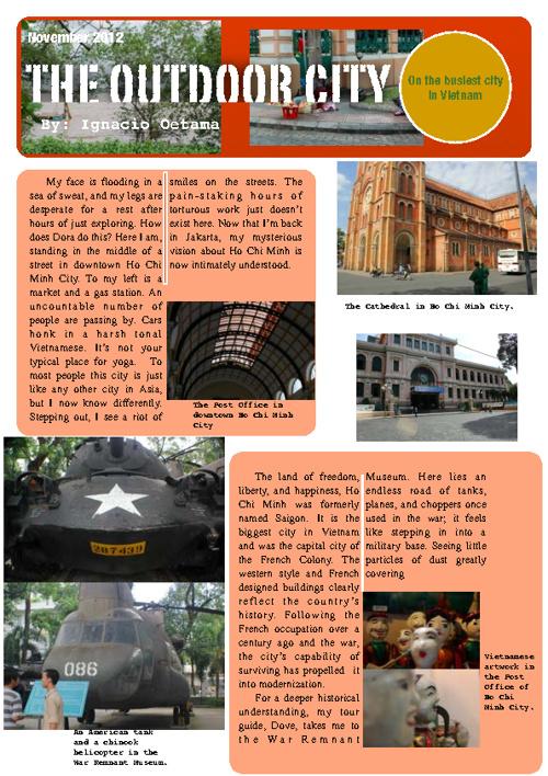English Travel Article (HCM)-Alex Oetama