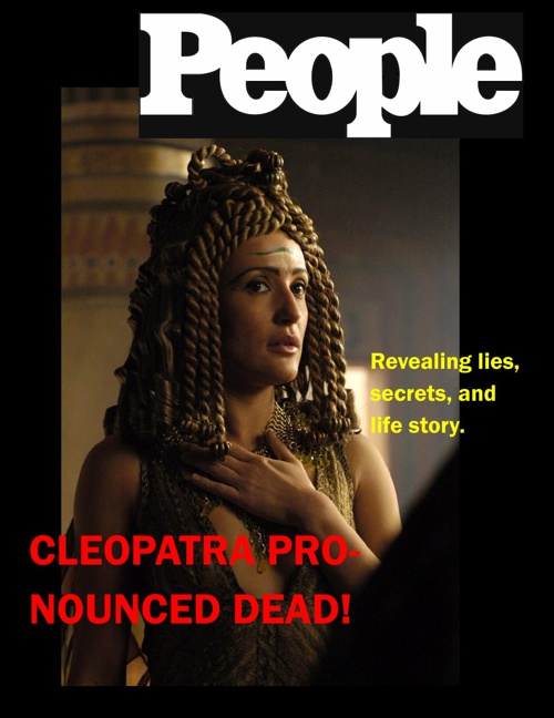 Cleopatra Magazine!