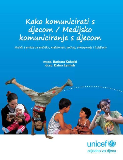 Kako komunicirati s djecom/medijsko komuniciranje s djecom (B. K