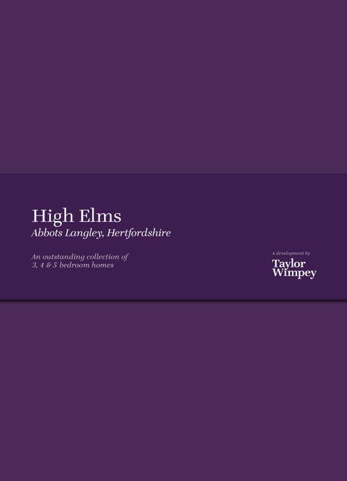 TWNT High Elms Web Brochure