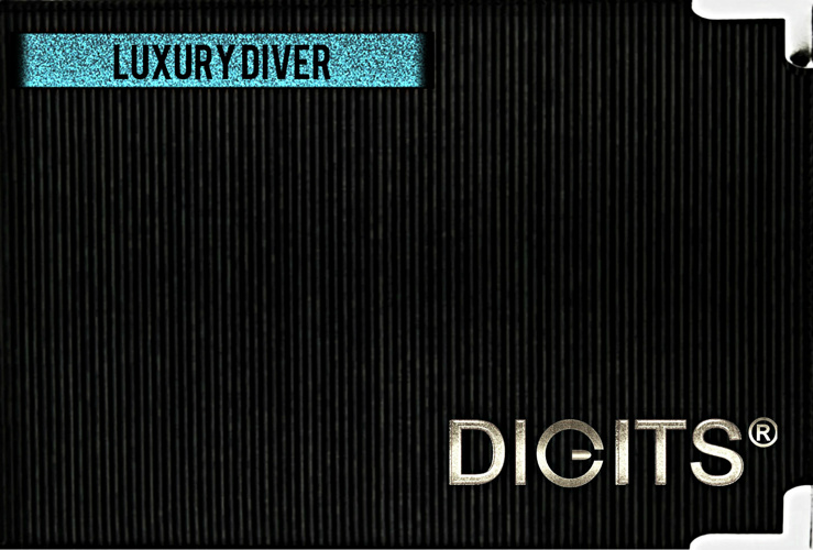 Luxury Diver Collection: 2013-2014