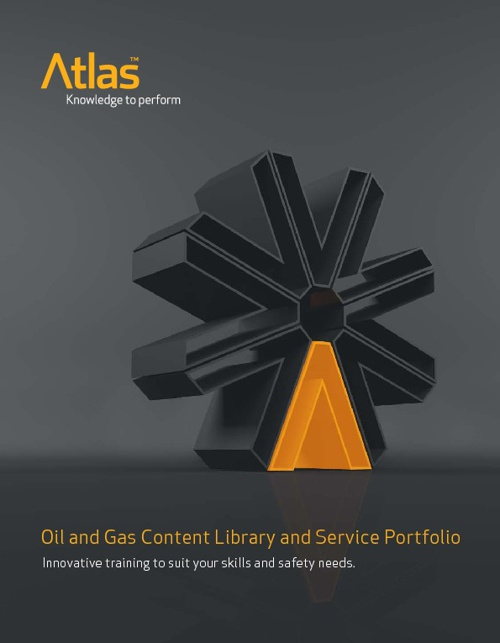 Oil and Gas Content Library and Service Portfolio