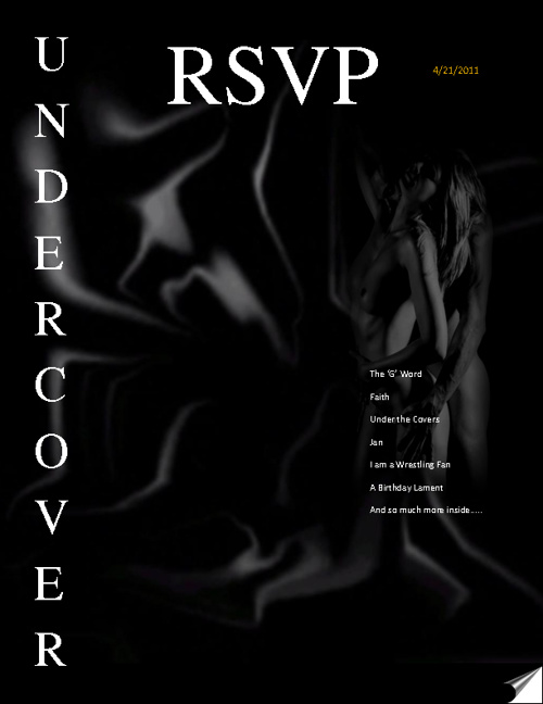 RSVP Undercover First Edition
