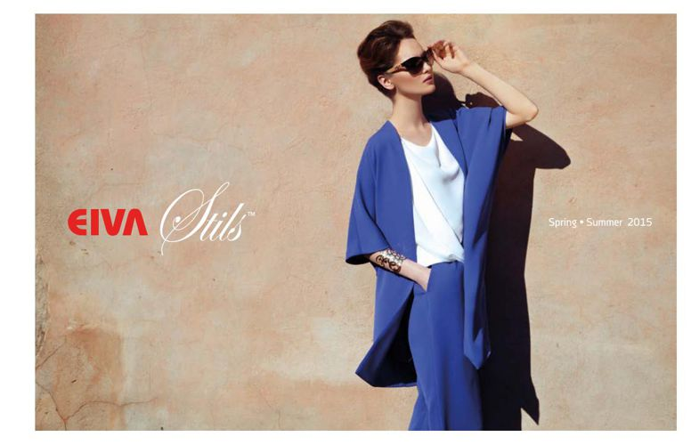 Eiva Newlook Spring Summer 2015